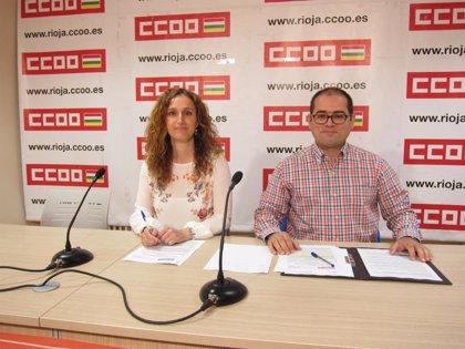 """CCOO acusa a USO de """"intoxicar"""" la negociación del convenio colectivo de restauración que está a punto de concretarse"""