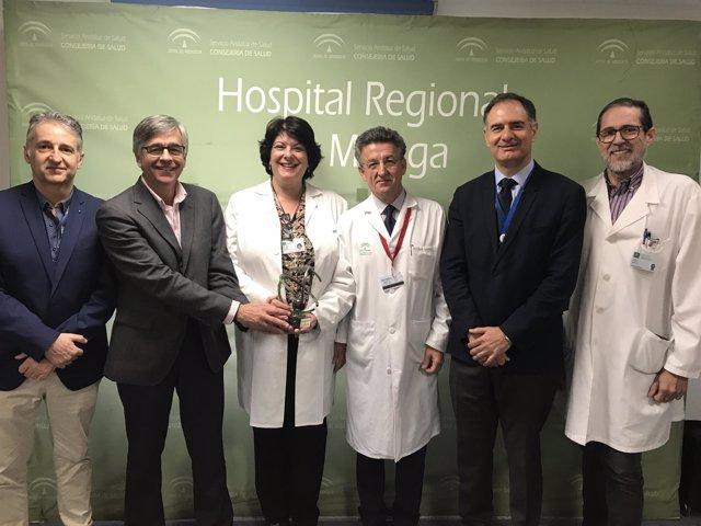 Premio al Sistema de Información de Anatomía de Málaga