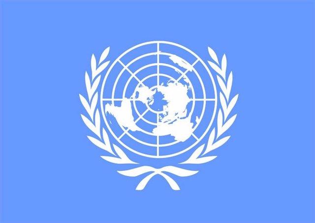Bandera de les Naciones Unidas