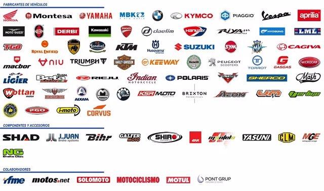 Los 103 logotipos de las marcas que pertenencen a Anesdor