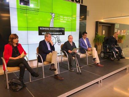 Gobierno Vasco defiende un modelo de vida independiente para personas con discapacidad como medio para la igualdad