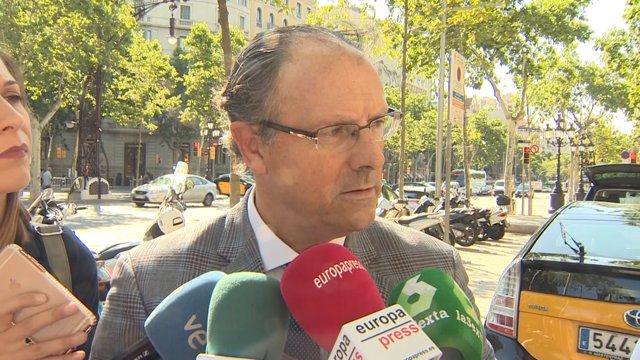 L'advocat d'Iñaki Urdangarin, Mario Pascual Vives