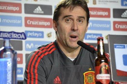 Lopetegui será presentado esta tarde como nuevo entrenador del Real Madrid