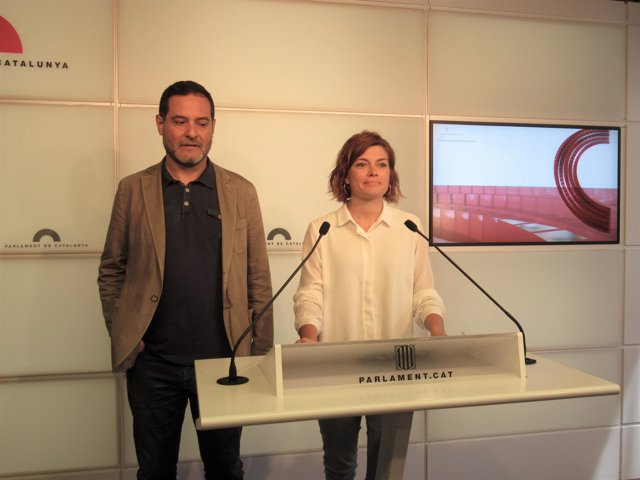 Josep Vendrell Y Elisenda Alamany