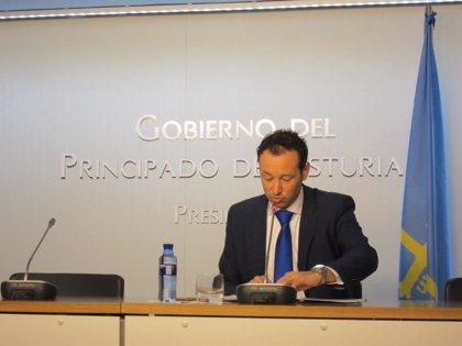 Los consejeros asturianos trasladan a los nuevos ministros las prioridades de cada departamento