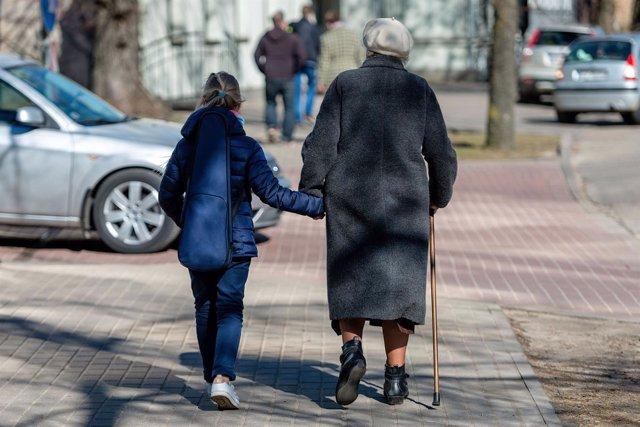 Aumenta la esperanza de vida en Navarra