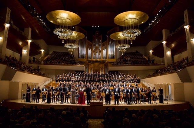 Un concierto de la Orquesta Clásica Santa Cecilia organizado por la Excelentia