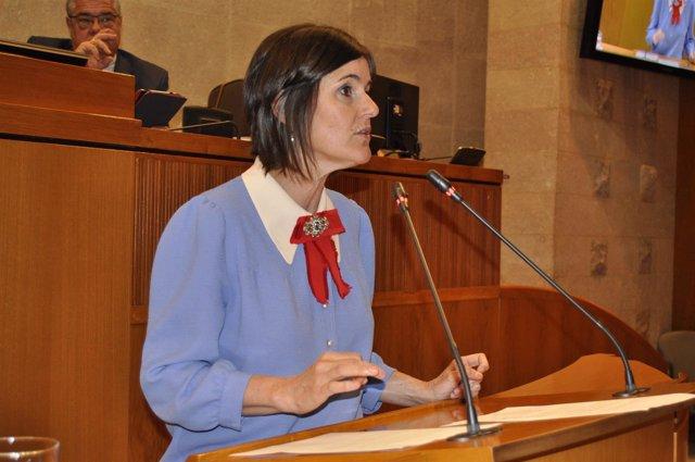 Elena Allué (PAR)