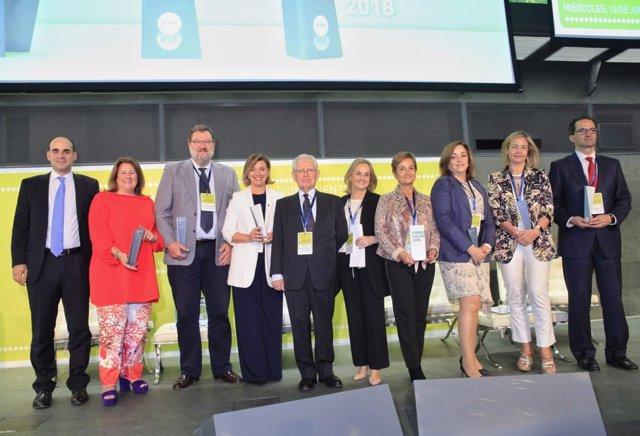Premios Voluntades RSE 2018 de Fenin