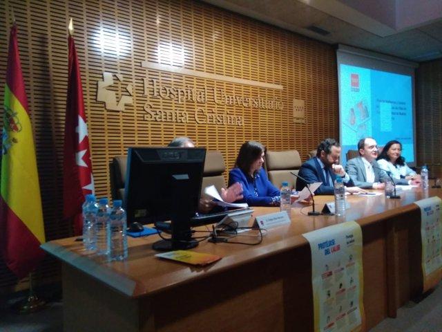 Presentación Plan de Vigilancia y Control Olas de Calor