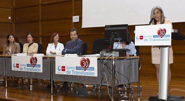 El Centro de Transfusión de Sangre celebra el Día Mundial de Donantes de Sangre