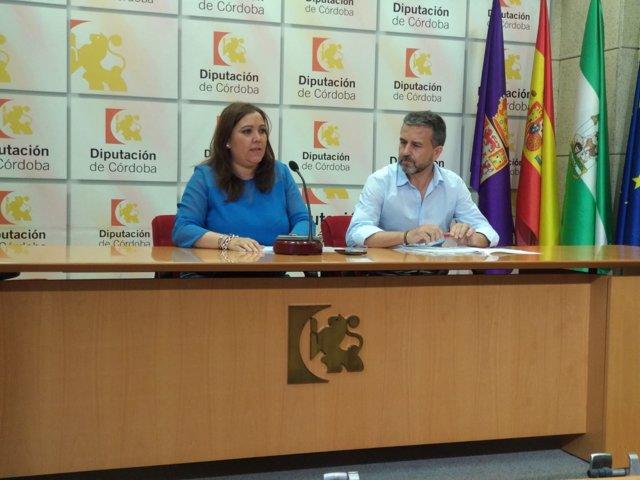 Carrillo y Sánchez, en rueda de prensa