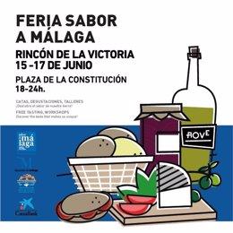 Feria Sabor a Málaga en Rincón de la Victoria