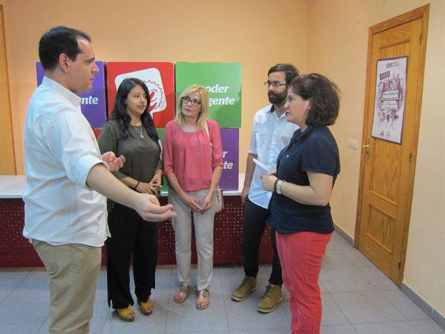 Candidatura Proyecto Común de IU Murcia