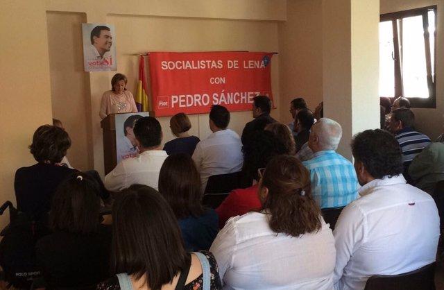 La nueva delegada del Gobierno en Asturias, Delia Losa