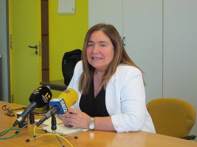 Ana Ortiz dice adiós a la subdelegación del Gobierno