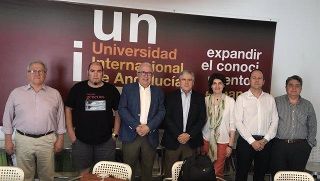 El Consejo Asesor en Biomedicina de la UNIA