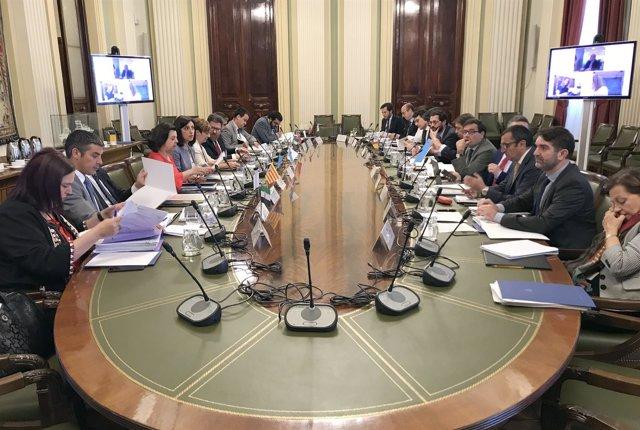 Reunión del Consejo Consultivo de Política Agrícola Común