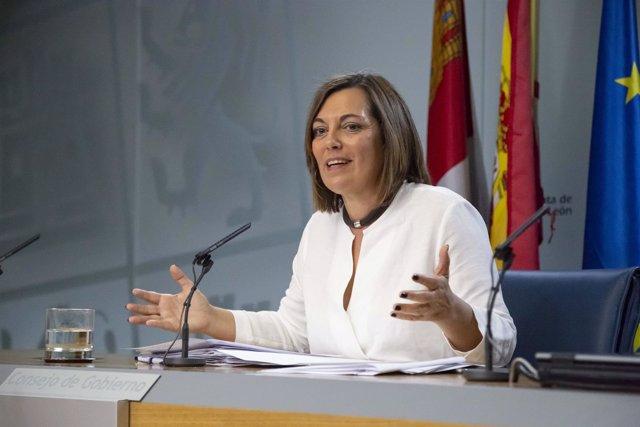 Marcos tras el Consejo de Gobierno Valladolid 14/6/2018