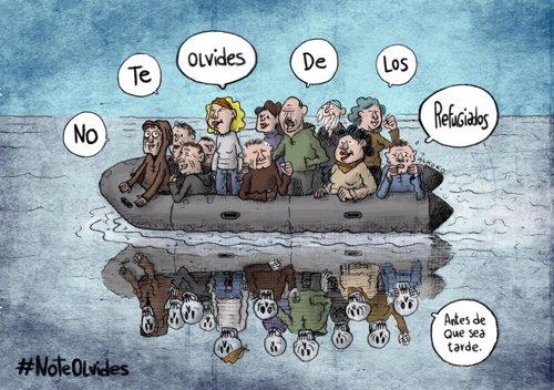 Campaña #NoTeOlvides