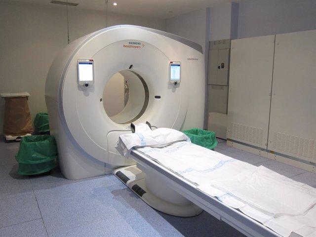 TAC, tomografía, prueba radiogianóstica