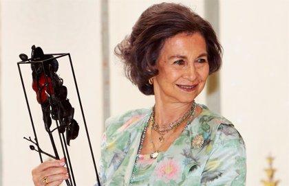 La Reina Sofía y la infanta Elena, juntas tras conocer la sentencia de Urdangarin
