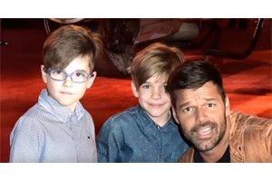 Ricky Martin revela su deseo más íntimo para sus hijos (y tiene mucho que ver con su sexualidad)
