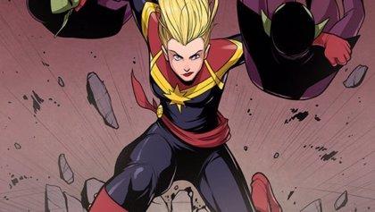 """Capitana Marvel tomará el relevo de Iron Man y """"liderará todo el Universo Cinematográfico Marvel"""""""