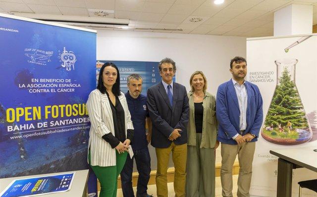 La isla de Mouro acogerá el I Open de Fotografía Submarina Bahía de Santander