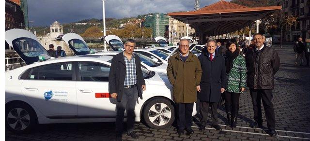 Taxis de Bilbao