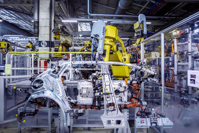 Chapistería de Volkswagen Navarra.