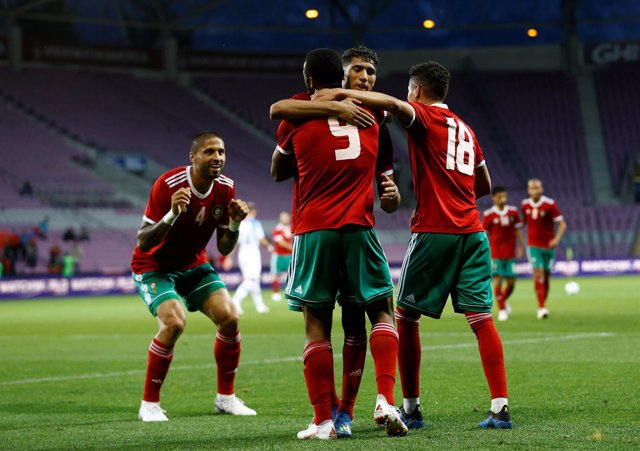 Marruecos Eslovaquia