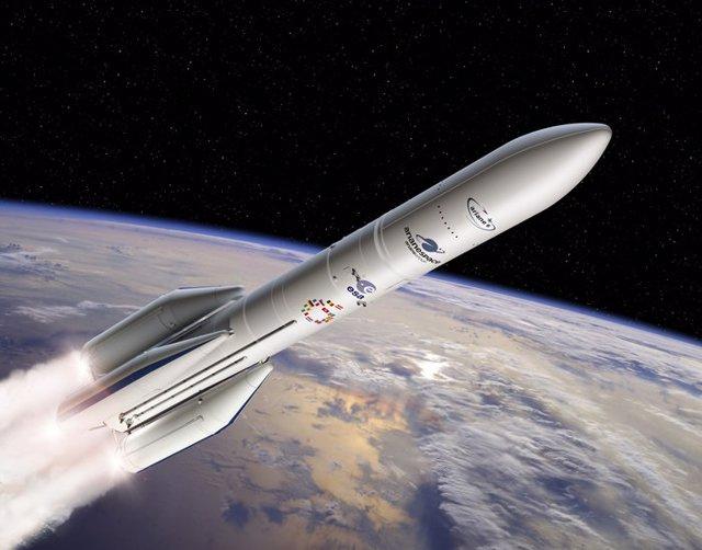 Concepto artístico del Ariane 6