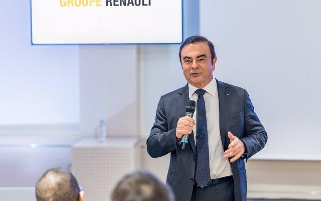 Renault invertirá 1.000 millones en el desarrollo y producción de vehículos eléctricos en Francia