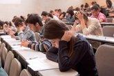 Foto: El 94% del alumnado presentado en la ULL supera la EBAU