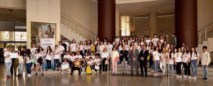 Alumnos de La Robla y El Burgo de Osma, premiados en la II Olimpiada Entreredes sobre eficiencia energética