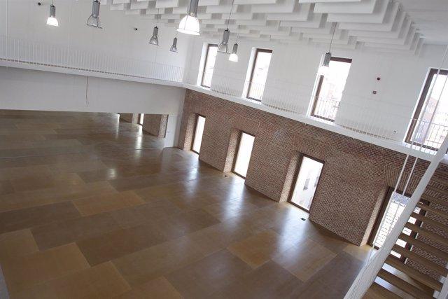 Sala de ensayo del Conde Duque