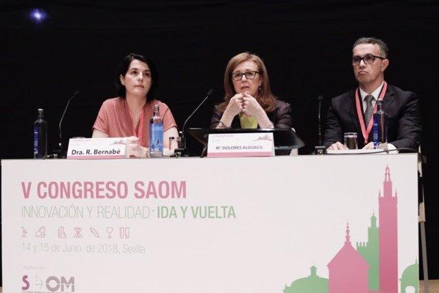 Congreso de Sociedad Andaluza de Oncología Médica en Sevilla