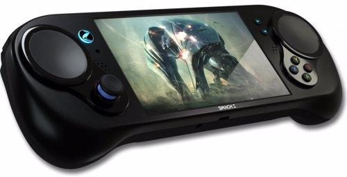 SMACH Z, la videoconsola portátil para juegos de PC