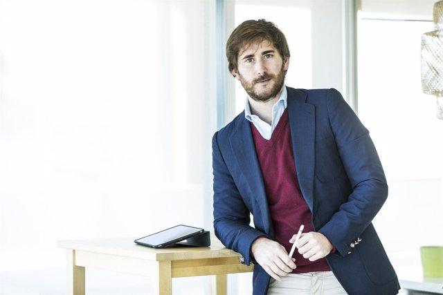 Jaime Aparicio, cofundador y consejero delegado de Legaline
