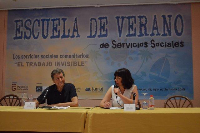 Charla de Sami Naïr sobre migraciones y derechos humanos