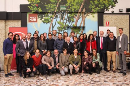 Impact Hub Madrid logra el sello B Corporation de empresa sostenible