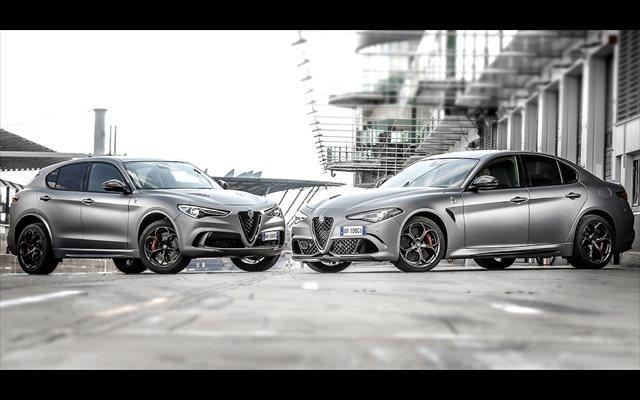 Alfa Romeo pone a la venta la edición limitada 'NRING' de sus modelos Giulia y Stelvio Quadrifoglio