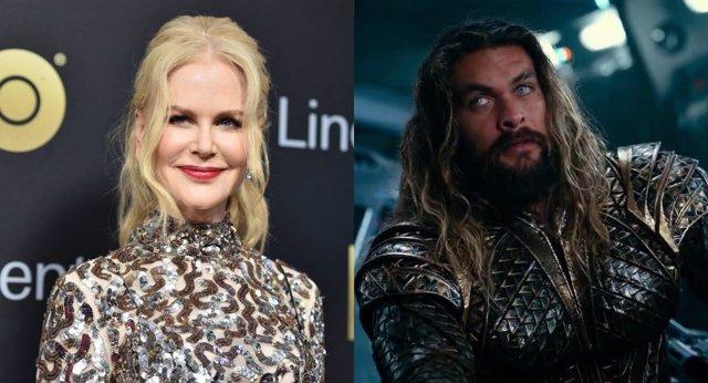 Nicole Kidman en Aquaman