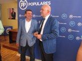 Foto: Carnero asevera que le gustará más el aspirante a la Presidencia del PP que logre aglutinar una candidatura única