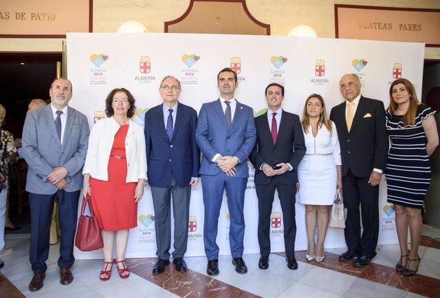 La Academia de Medicina de Andalucía Oriental presenta Aula Dieta Mediterránea.