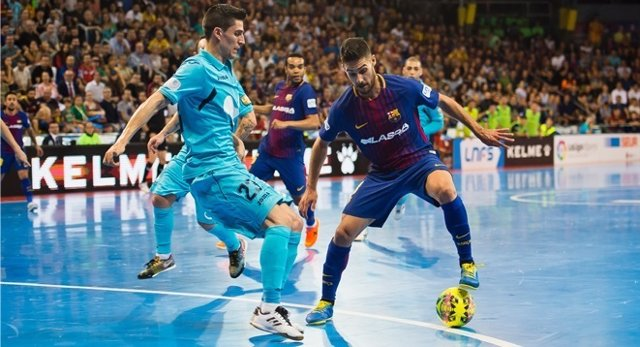 El Barça reacciona en el Palau y fuerza el cuarto partido de la final con Inter