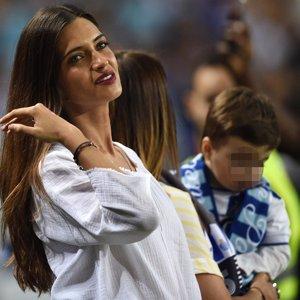 Sara Carbonero, orgullosa de Iker Casillas durante la apertura del Mundial de Rusia