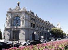 El Banc d'Espanya manté en el 2,7% el creixement d'aquest any i eleva al 2,4% el del 2019 (Europa Press - Archivo)