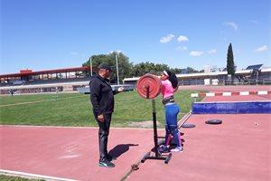 Guadalajara (España): campamento base de las grandes figuras del atletismo cubano